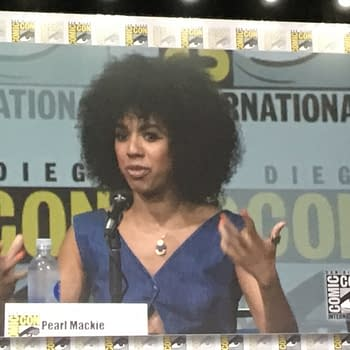 Yes Pearl Mackie Is In The Doctor Who Christmas Special But No Not Next Years Series