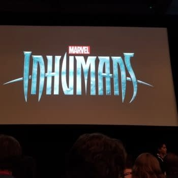 Inhumans Panel: Special Lenses And Medusa Putting Maximus In His Place