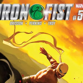 Iron Fist #5 Review: A Masterpiece Of A Kung Fu Comic