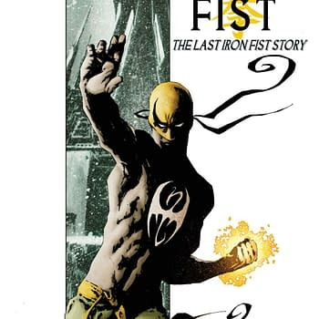 Marvels TLDR Takes On The Immortal Iron Fist