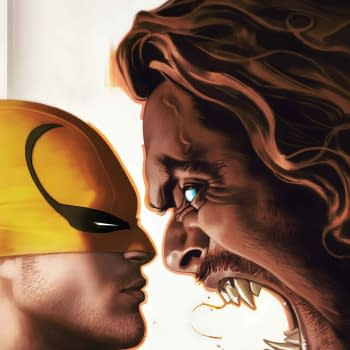 In Marvel Legacy Iron Fist Teams Up With&#8230 Sabretooth From Ed Brisson And Mike Perkins