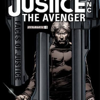 Writer's Commentary – Joe Gentile On Justice Inc, The Avenger: Faces of Justice #1