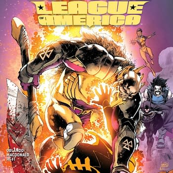 Justice League of America #10 Review: The Social Justice League