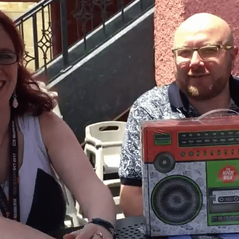 Unboxing The Nick Box From San Diego Comic Con