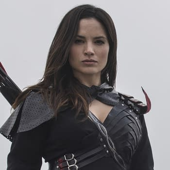 Arrows Katrina Law Joins Sean Bean For Drama Series The Oath