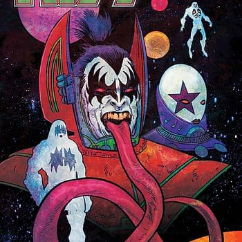 Creators Commentary: Kewber Baal On Kiss #9