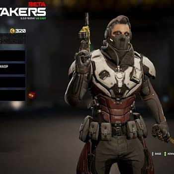 LawBreakers Gets Stealthy With Some Wraith Role Analysis