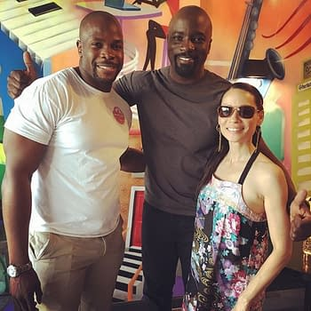 Lucy Liu Directs The Premiere Episode Of Marvels Luke Cage Season 2
