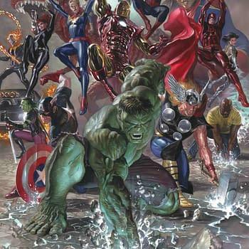 Marvel Legacy Sneak Peek &#8211 Odin Phoenix And The 1000000 BC Avengers