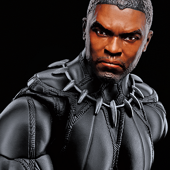 Now You Can Have A 12-Inch Black Panther On Your Toy Shelf Thanks To Hasbro