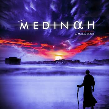 Medinah &#8211 A Sci-Fi Tale Of The Aftermath Of Climate Change In The Middle East