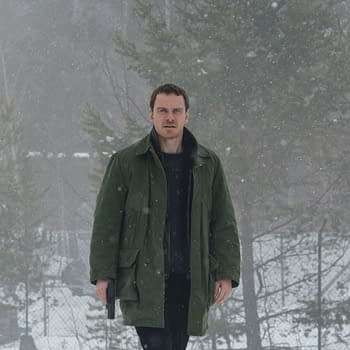 Michael Fassbender Hunts A Serial Killer In The Snowman