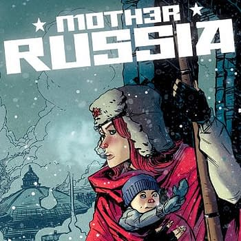 Mother Russia #1 Review: A Fresh Premise With Not-So-Fresh Elements