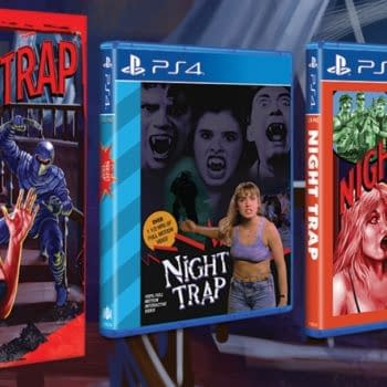 'Night Trap' Returns To Console In Time For 25th Anniversary