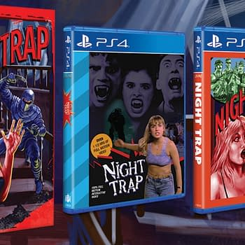 Night Trap Returns To Console In Time For 25th Anniversary