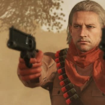 Ocelot Joins Playable Cast Of 'Metal Gear Solid 5' In Next Update