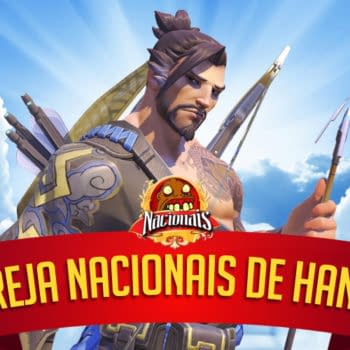 There's Now An 'Overwatch' Themed Church Dedicated To Hanzo In Brazil