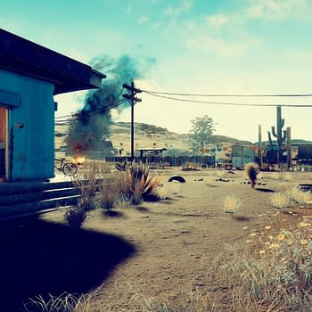 PlayerUnknowns Battlegrounds Team Teases New Desert Map