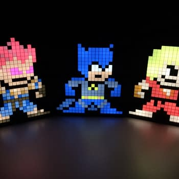 The Night Light This City Deserves: A New Set Of Pixel Pals Is Released