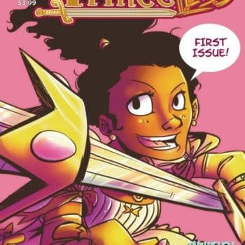 Jeremy Whitley's Princeless Is Coming To The Big Screen