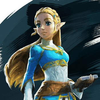 The Next Breath Of The Wild DLC Will Focus More On Princess Zelda