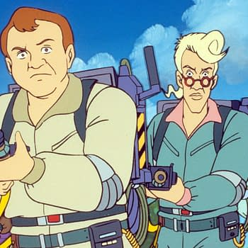 A New Cartoon Ghostbusters Film Is Reportedly On The Way