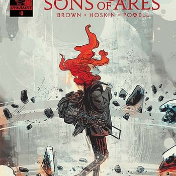 Writers Commentary &#8211 Rik Hoskin Talks Red Rising: Sons Of Ares #3