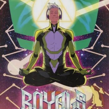 Royals #5 Review: An Enjoyable Read, Especially For Inhumans Fans