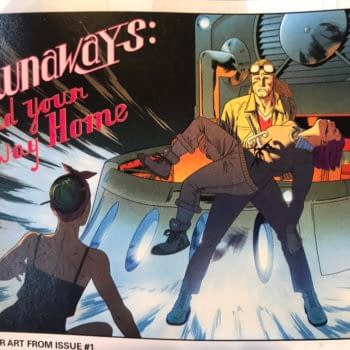 4 Pages From Runaways #1 Appears In New Marvel Previews