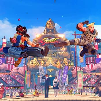 Capcom Releasing Some Old Favorites On Street Fighter V In Late July