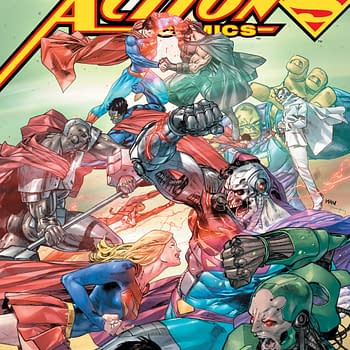 Next Weeks Action Comics May Confirm The Rumour About The Identity Of Mr. Oz (SPOILERS)