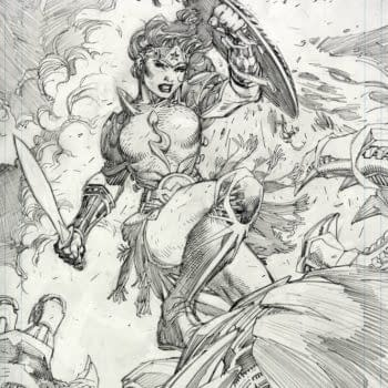 DC Comics Variant Covers In August – From Jim Lee To Frank Cho To Mike Grell
