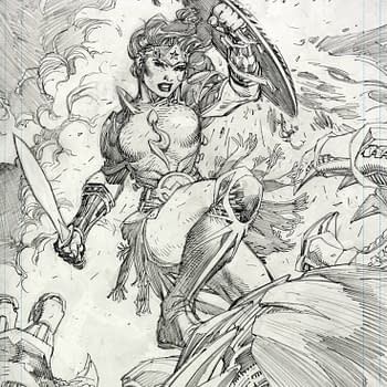 DC Comics Variant Covers In August &#8211 From Jim Lee To Frank Cho To Mike Grell