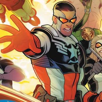 Sam Wilson: Captain America #24 Review: Cap Picks Up The Shield Again