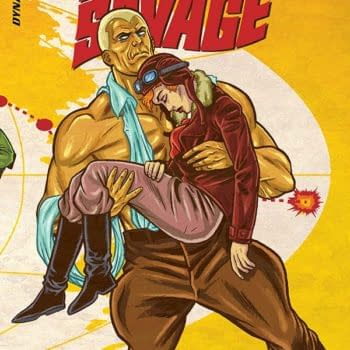 Amelia Earhart Found! David Avallone Talks 'Doc Savage: The Ring Of Fire'