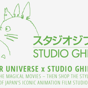 Her Universe's Must Have Monday Deal: Studio Ghibli