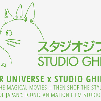 Her Universes Must Have Monday Deal: Studio Ghibli