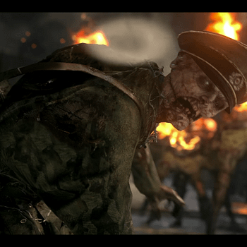 Creators Cast Discuss New Zombie Mode At Call Of Duty: WWII Panel