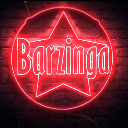 Barzinga At San Diego Comic-Con 2017: BL Henn And Katy Rex