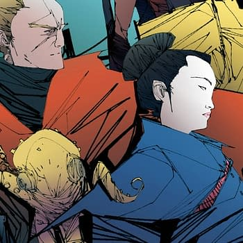 Scrimshaw #1 Review: A Genre Shotgun Blast To The Face