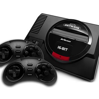 Pre-Order Dates Set For Atari And Sega Genesis Flashback Consoles