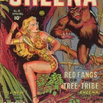 Deconstructing The Jungle Queen Trope As Sheena Returns To Comics