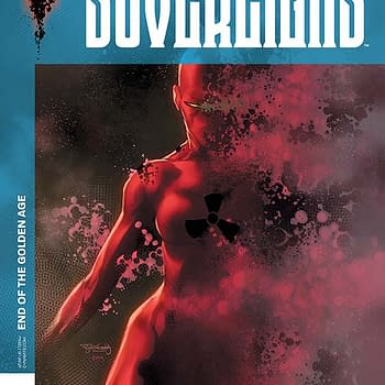 Writers Commentary &#8211 Ray Fawkes Talks The Sovereigns #3