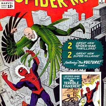 Marvels TLDR Features When Spider-Man Met The Vulture