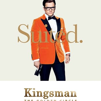 The Kingsman: The Golden Circle Panel At San Diego Comic-Con