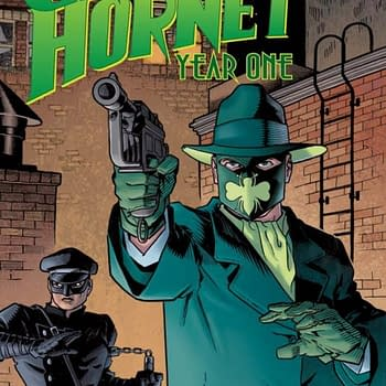 The Green Hornet And The Spirit Are Spotlighted In New Comixology Sale