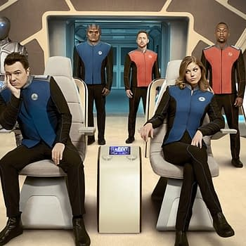 The Orville: Seth MacFarlanes Sci-Fi Comedy Series Gets Season 2