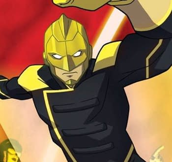 Freedom Fighters: The Ray Will Establish The Hero On Both Earth-X And Earth-1