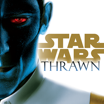 Richard E. Grant is Not Playing Grand Admiral Thrawn in Star Wars: Episode IX