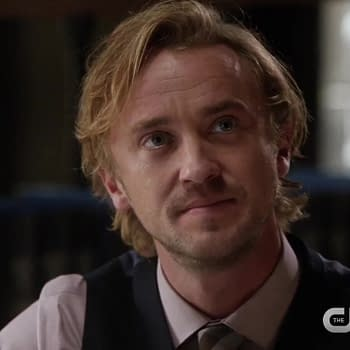 Tom Felton Not Returning As Regular For The Flash Season 4